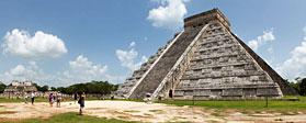 Piramide Maya Chichen Itza - Messico