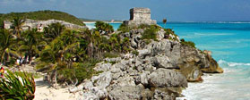 Sito archeologico Maya - Tulum, Messico